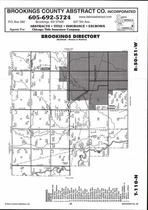 Map Image 035, Brookings County 2006